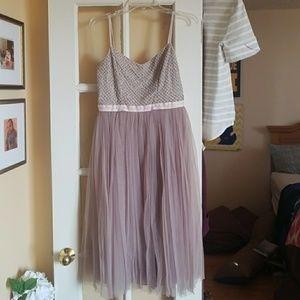 Needle & Thread Coppelia Beaded Ballet Tulle Dress